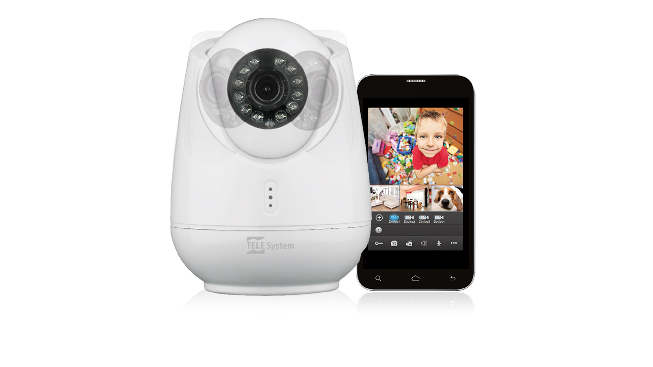 Tvedo 100mhdi videocamera di sicurezza ip wi fi hd - Videocamera di sicurezza ...